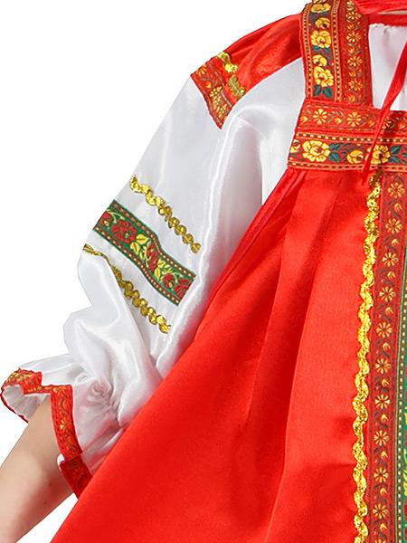 Русско народный сарафан и кофта фото